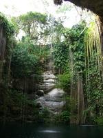 Cenote of Chichen Itza Mexico Stock photo [411243] World