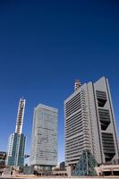Skyscrapers of Saitama New Urban Center Stock photo [467970] See