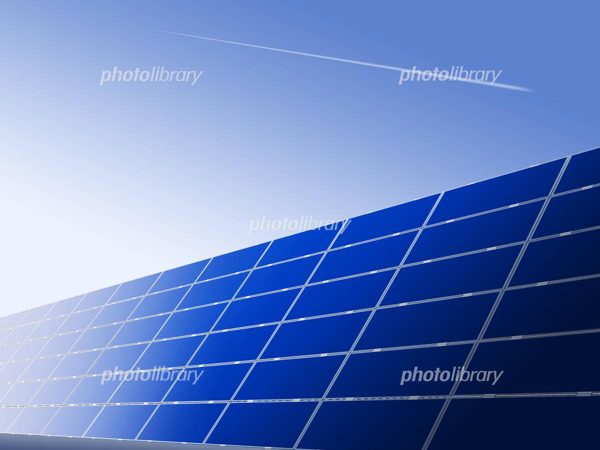 太陽光発電 エコロジー 太陽光パネル イラスト素材 517275 フォト