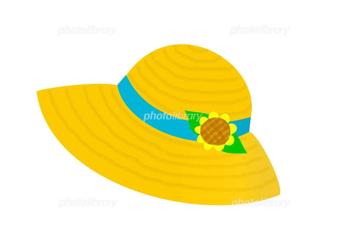 麦わら帽子 イラスト素材 519121 フォトライブラリー Photolibrary