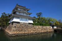 Takamatsu Castle Stock photo [514246] Kagawa
