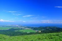 View from Samukazeyama Stock photo [514800] Samukazeyama