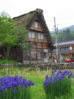 Landscape of spring Stock photo [520440] Shirakawa-go