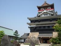 Cheongju Castle Aichi Prefecture Stock photo [521321] Cheongju