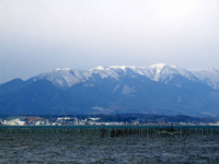 Lake Biwa Stock photo [552654] Lake