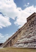 El Castillo Stock photo [553331] Mexico