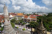 Temple of the Dawn Wat Arun Stock photo [559623] Asia