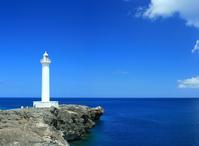 Zanpa of lighthouse Stock photo [560341] Okinawa