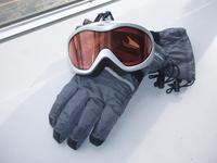 Snow season Stock photo [603190] Skiing