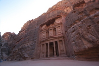 Petra El Hazune Stock photo [611151] Jordan