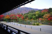 Tenryu-ji garden Stock photo [679188] Tenryu-ji