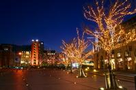 Moji Port Retro night view Stock photo [685791] Mojiko