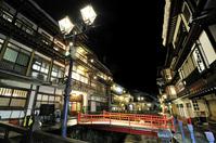 Ginzan Onsen Stock photo [688541] Obanazawa