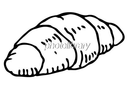 ロールパン イラスト素材 764013 フォトライブラリー Photolibrary