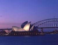 Opera House and Harbour Bridge Stock photo [765271] World