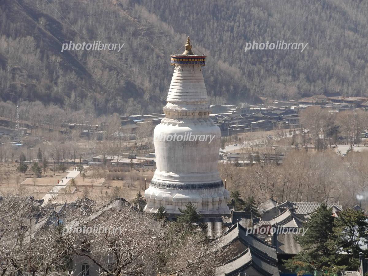 五台山 (中国)の画像 p1_39