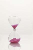Pink hourglass Stock photo [845032] Hourglass