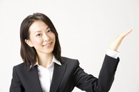 Office lady Stock photo [845520] Business