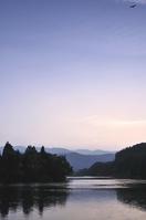 Mogami evening sky Stock photo [847146] Overnight