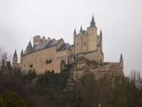Alcazar of Segovia Stock photo [849359] Segovia