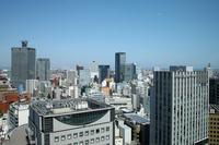 Sendai Station towards distant view Stock photo [852248] Sendai