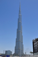 Burj Khalifa Stock photo [854158] Dubai