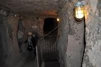 Cappadocia underground city Stock photo [854287] Turkey