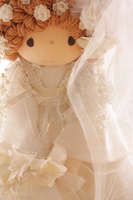 Bride doll Stock photo [856990] Bride
