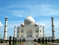 Taj Mahal Stock photo [924121] India