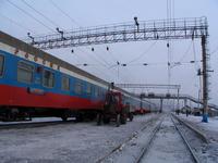 Trans-Siberian Railway Stock photo [927453] Trans-Siberian