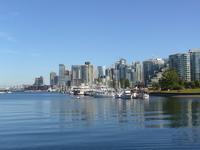 Vancouver suburb Stock photo [927965] Town