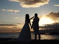 Hawaiian Sunset Stock photo [932723] Overseas