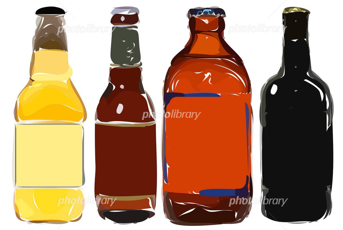 ガラス瓶イラスト イラスト素材 1031840 フォトライブラリー