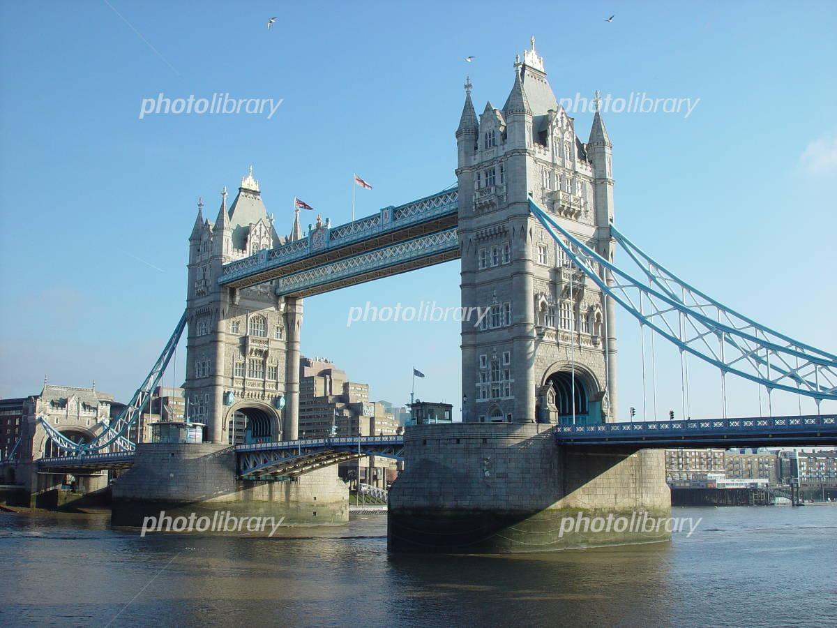 タワーブリッジの写真