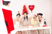 Christmas image Stock photo [1029181] December