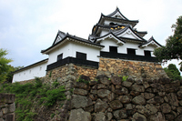 Hikone Castle castle tower Stock photo [1032779] Shiga