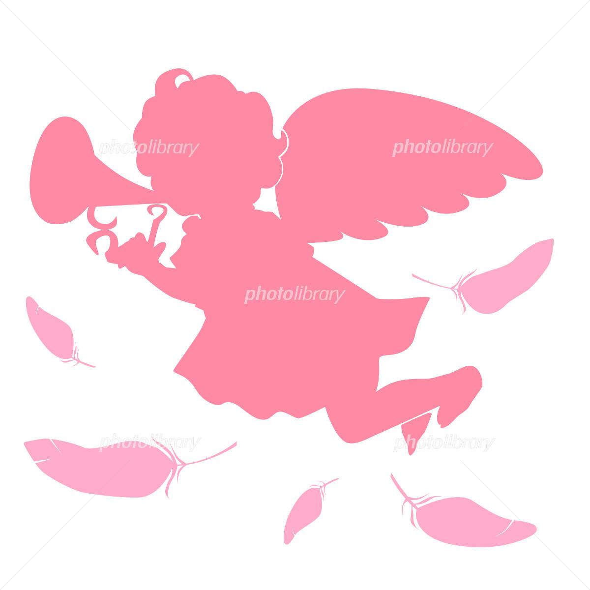 天使と羽根のイラスト イラスト素材 1139960 フォトライブラリー