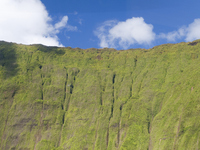 Kauai Wye Areare crater Stock photo [1143632] Hawaii