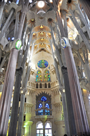 Barcelona Sagrada Familia Stock photo [1143744] World