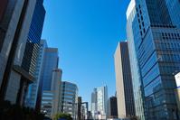 Osaka Umeda skyscrapers Stock photo [1144304] Osaka