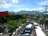 El Salvador San Salvador city landscape of Stock photo [1144797] El