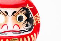 One eye of Dharma Stock photo [1147219] Daruma