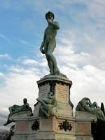 David Michelangelo Square Stock photo [1248673] Italy