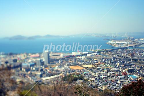 宇多津町 写真素材 [ 1341016 ] - フォトライブラリー photolibrary