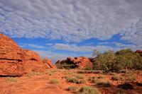 Australia and Kings Canyon Stock photo [1337353] Australia