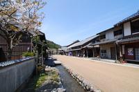 Sakura bloom Kumagawa inn Stock photo [1338327] Post