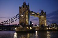 London Bridge sunset Stock photo [1338791] London