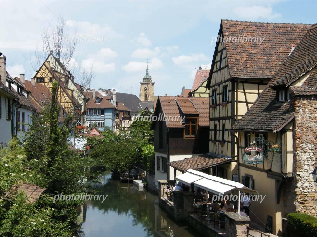 Landscape of Alsace Colmar Photo
