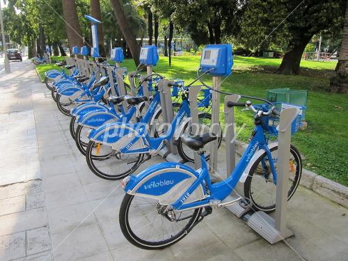 自転車の 自転車の写真 : ... 充電の電動自転車 画像ID 1428740