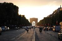 Arc de Triomphe Stock photo [1421450] Arc